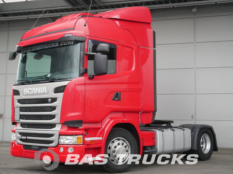 photo of Used Tractorhead Scania R490 4X2 2014
