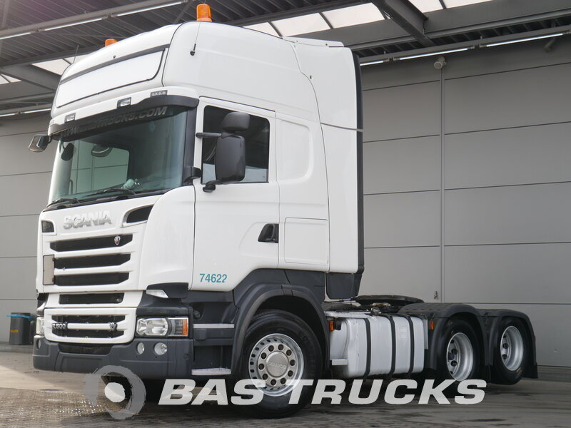 photo of Used Tractorhead Scania R500 6X2 2013