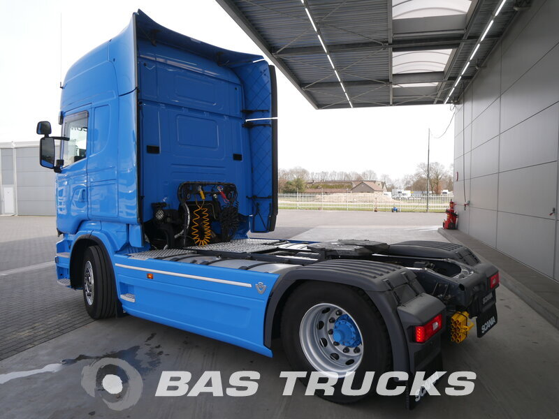 photo of Used Tractorhead Scania R560 4X2 2014
