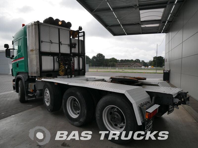 photo of Used Tractorhead Scania R620 8X4 2008