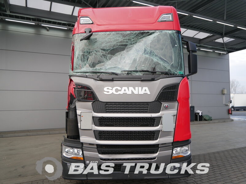 photo of Used Tractorhead Scania S 410 Unfall 4X2 2016