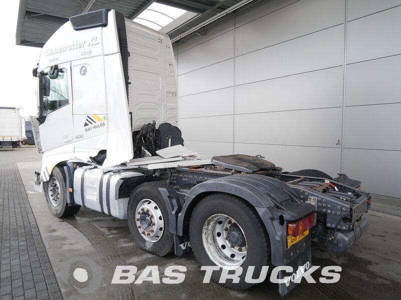 photo of Used Tractorhead Volvo FH 500 XL RHD 6X2 2013