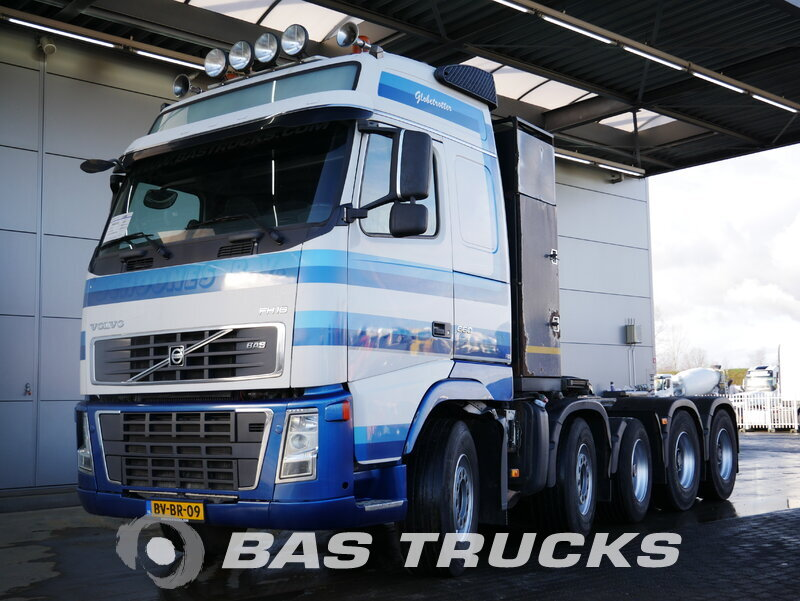photo of Used Tractorhead Volvo FH16 660 10X4 2008