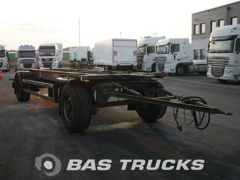 photo of Used Trailer KOGEL AWE18 Axels 2010
