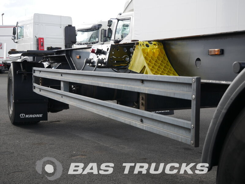 photo of Used Trailer Krone  AZW 18-Dortmund-DE Axels 2012