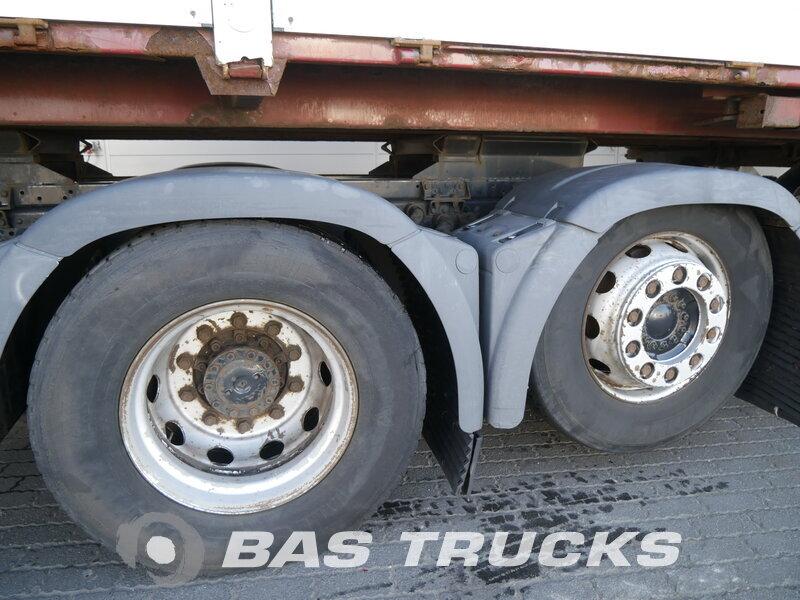 photo of Used Truck + Trailer MAN TGA 25.430 XXL 6X2 2005