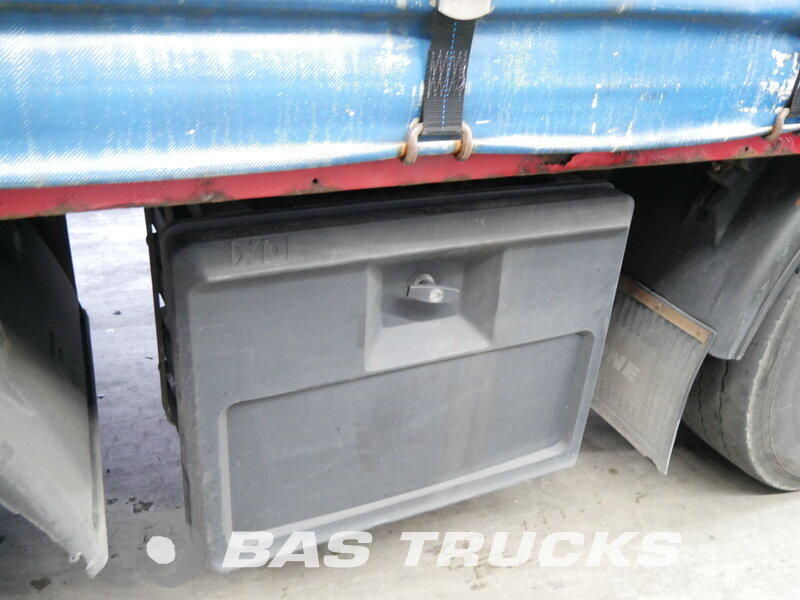photo of Used Truck + Trailer MAN TGX 24.440 XXL 6X2 2008