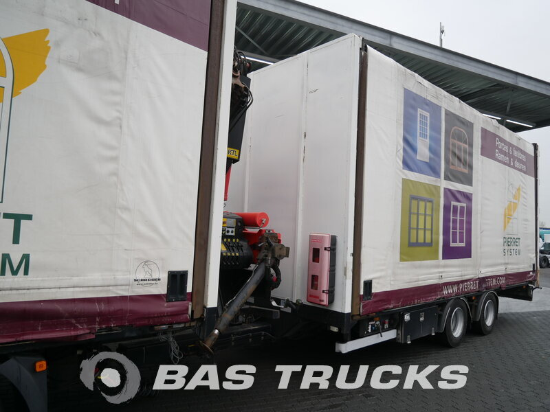 photo of Used Truck + Trailer MAN TGX 26.440 XXL 6X2 2009