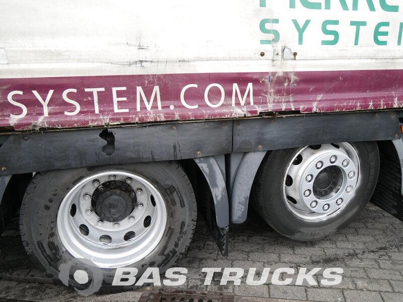 photo of Used Truck + Trailer MAN TGX 26.440 XXL 6X2 2009
