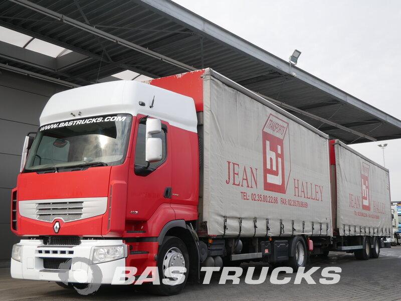 photo of Used Truck + Trailer Renault Premium 450 4X2 2007