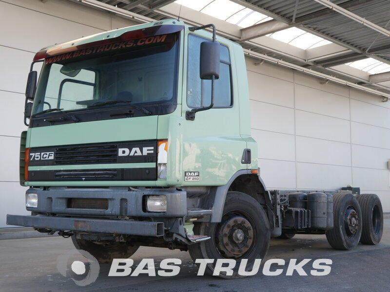 photo of Used Truck DAF 75CF250 6X2 2001