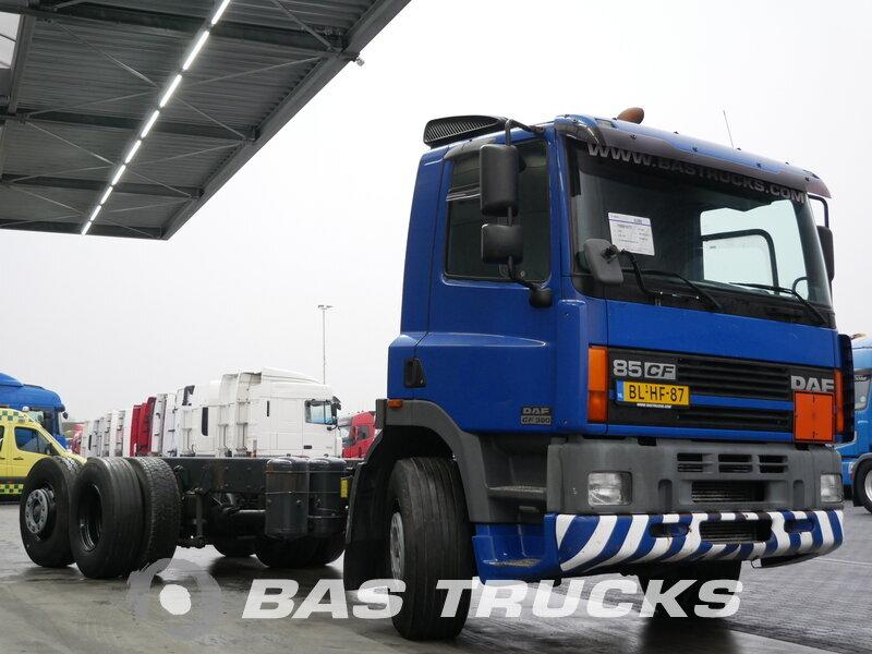 photo of Used Truck DAF 85CF380 6X2 2001