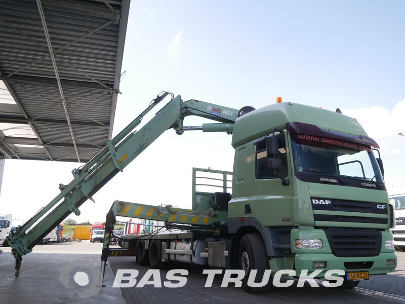 photo of Used Truck DAF CF85.380 6X2 2005