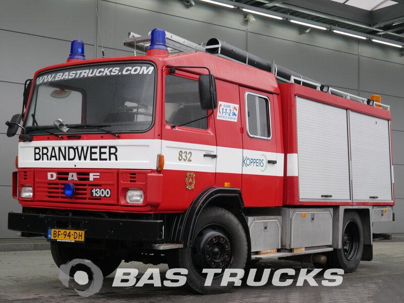 photo of Used Truck DAF FA 1300 4X2 1982