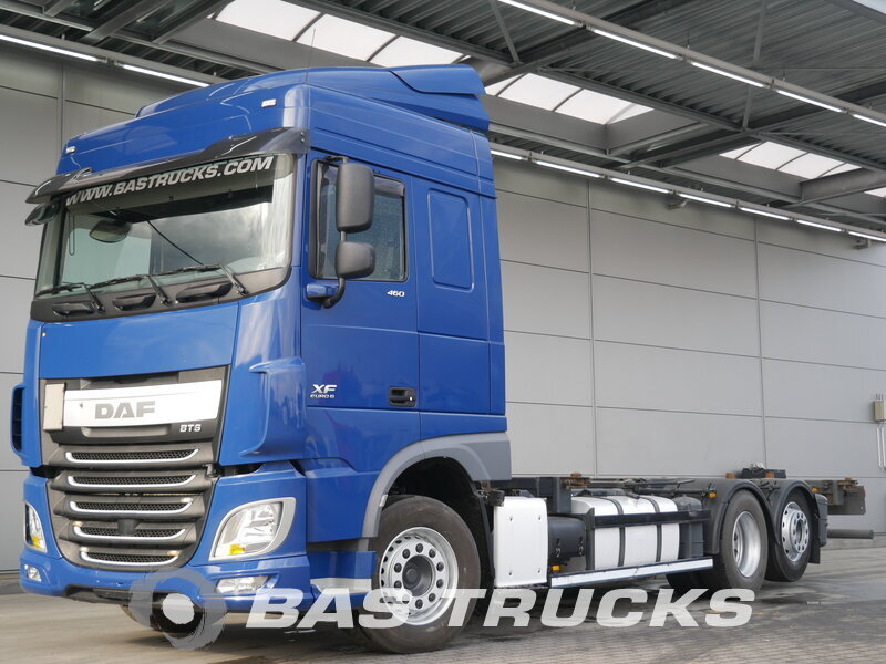 photo of Used Truck DAF XF 460 6X2 2014