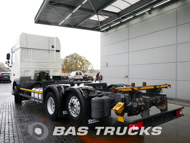 photo of Used Truck DAF XF 460 SSC 6X2 2015