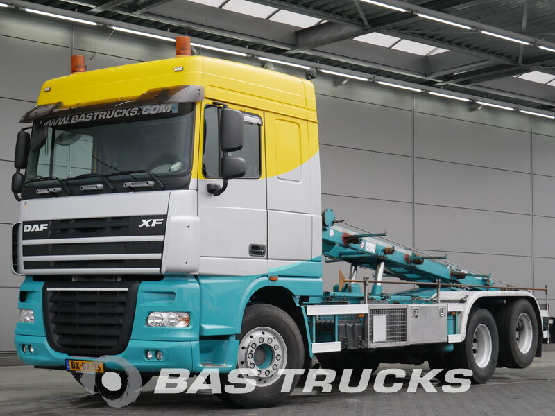 photo of Used Truck DAF XF105.410 6X2 2007