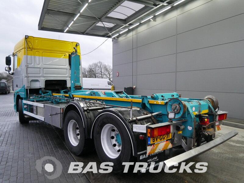 photo of Used Truck DAF XF105.410 6X2 2008