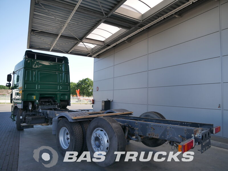 photo of Used Truck DAF XF105.460 6X2 2010
