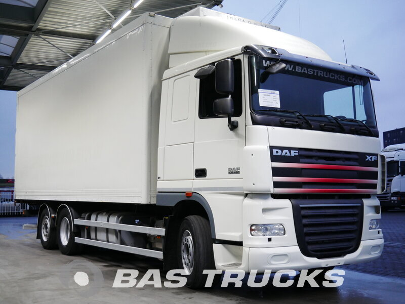 photo of Used Truck DAF XF105.460 6X2 2012