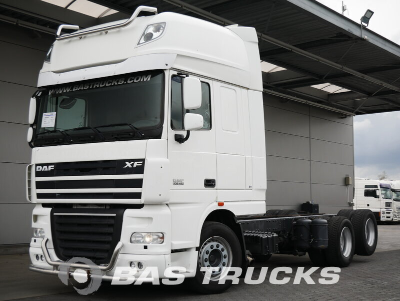 photo of Used Truck DAF XF105.460 SSC 6X2 2012