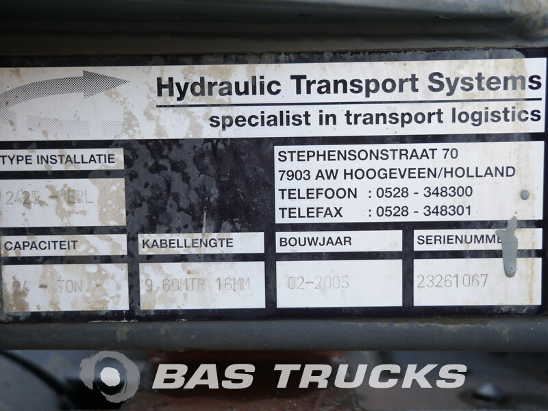 photo of Used Truck DAF XF95.430 6X2 2005