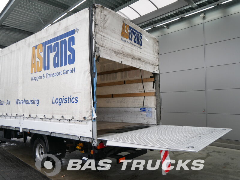 photo of Used Truck IVECO EuroCargo ML75E18 4X2 2012