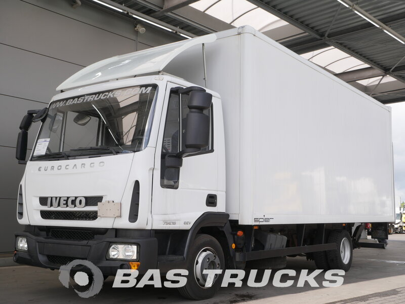 photo of Used Truck IVECO EuroCargo ML75E18 4X2 2013
