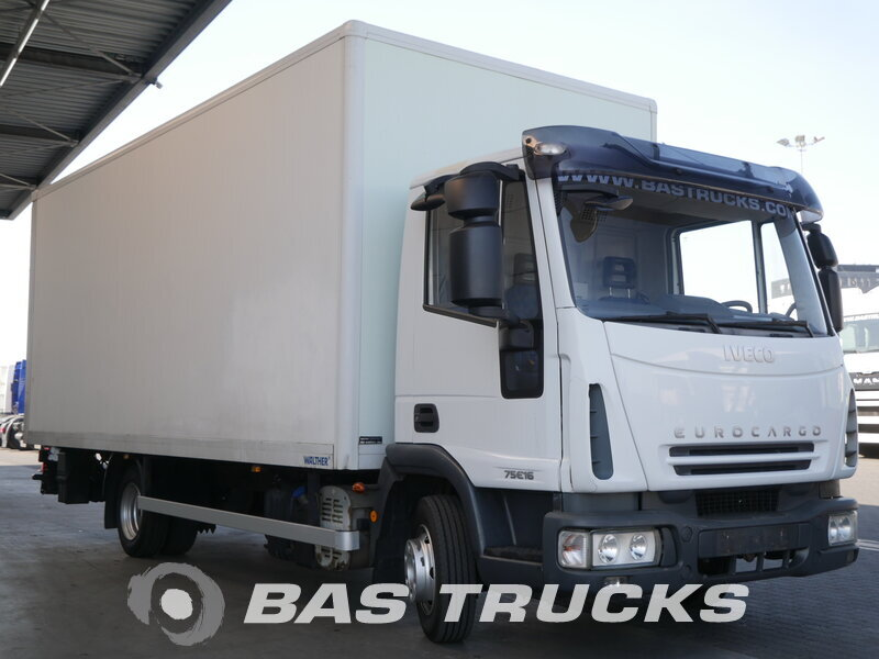 photo of Used Truck IVECO Eurocargo 75E16 4X2 2007