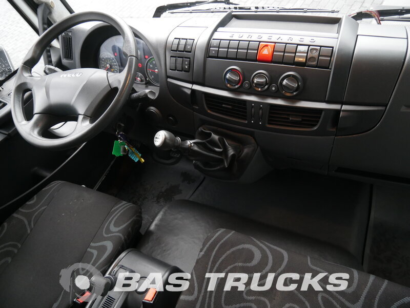 photo of Used Truck IVECO Eurocargo ML120EL22 4X2 2013