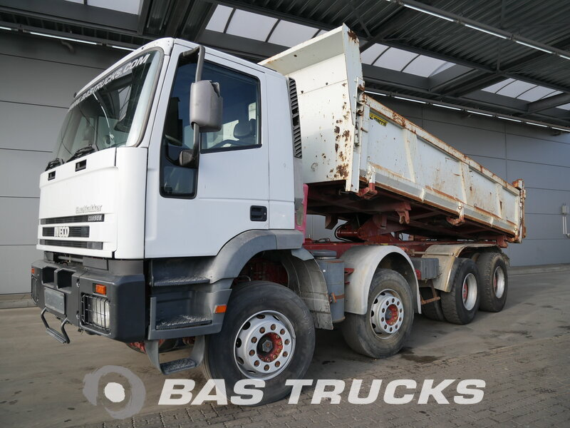 photo of Used Truck IVECO Eurotrakker 340E38H 8X4 2002