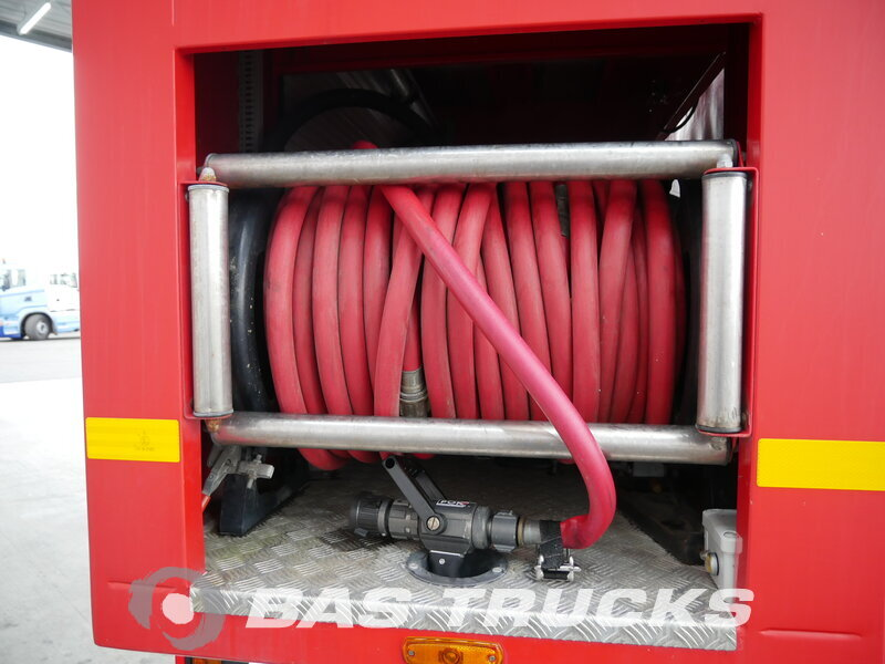 photo of Used Truck IVECO Fire Fighter Industrial. 6X6 2007