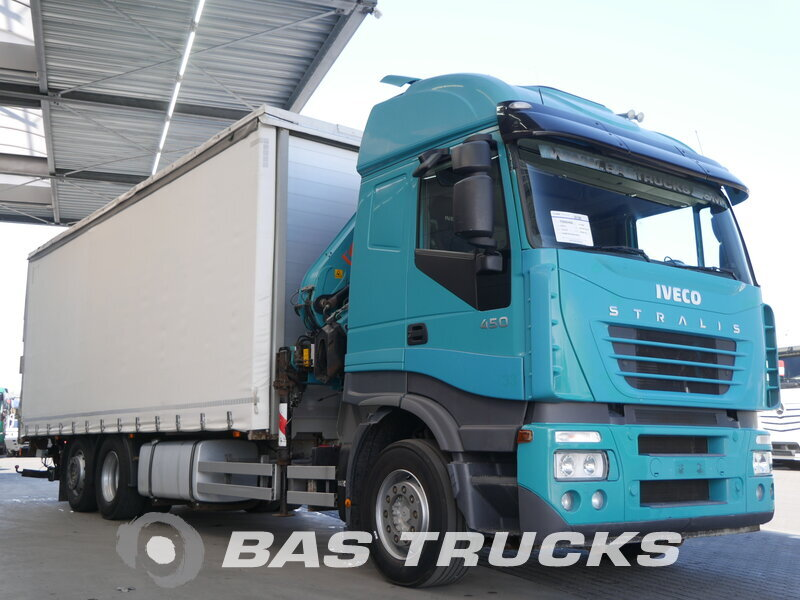 photo of Used Truck IVECO Stralis AS260S45 6X2 2006