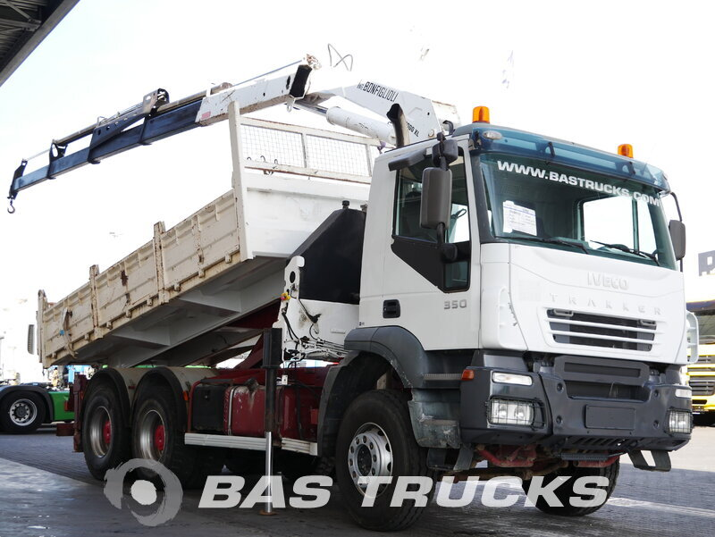 photo of Used Truck IVECO Trakker AD260T35 6X4 2005