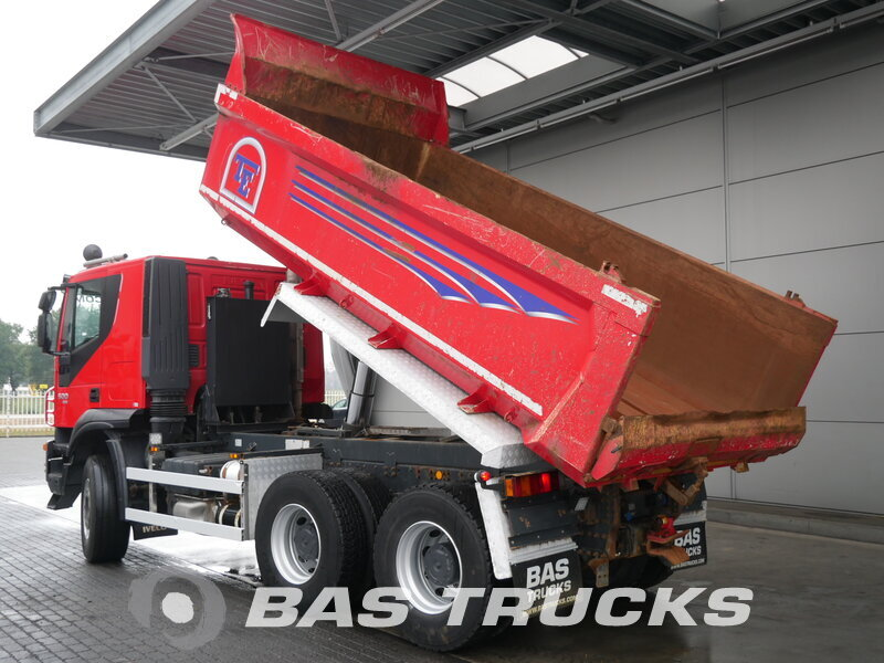 photo of Used Truck IVECO Trakker AT260T50 6X4 2012