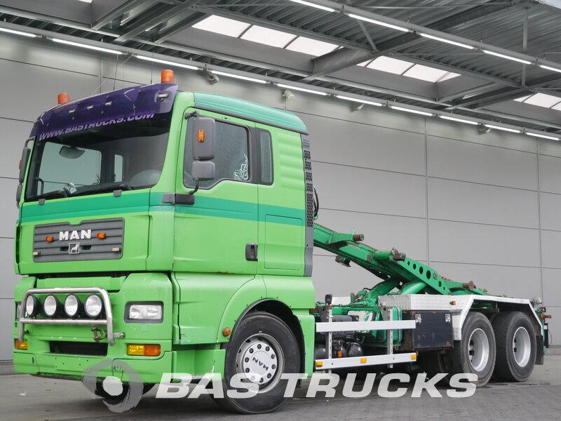photo of Used Truck MAN TGA 26.390 XL 6X4 2006