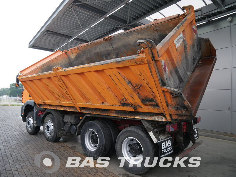 photo of Used Truck MAN TGA 35.350 M 8X4 2006