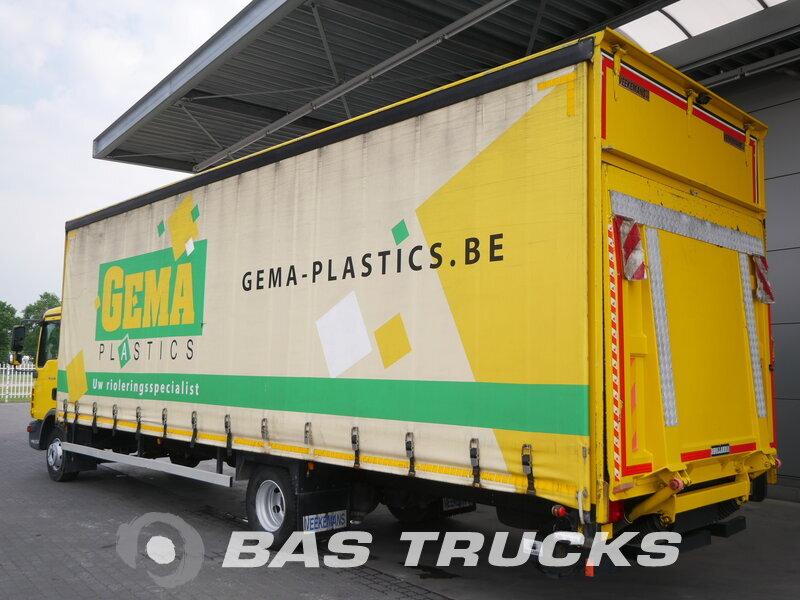 photo of Used Truck MAN TGL 12.220 4X2 2010