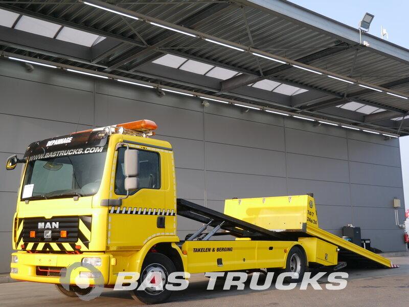 photo of Used Truck MAN TGL 8.180 4X2 2007