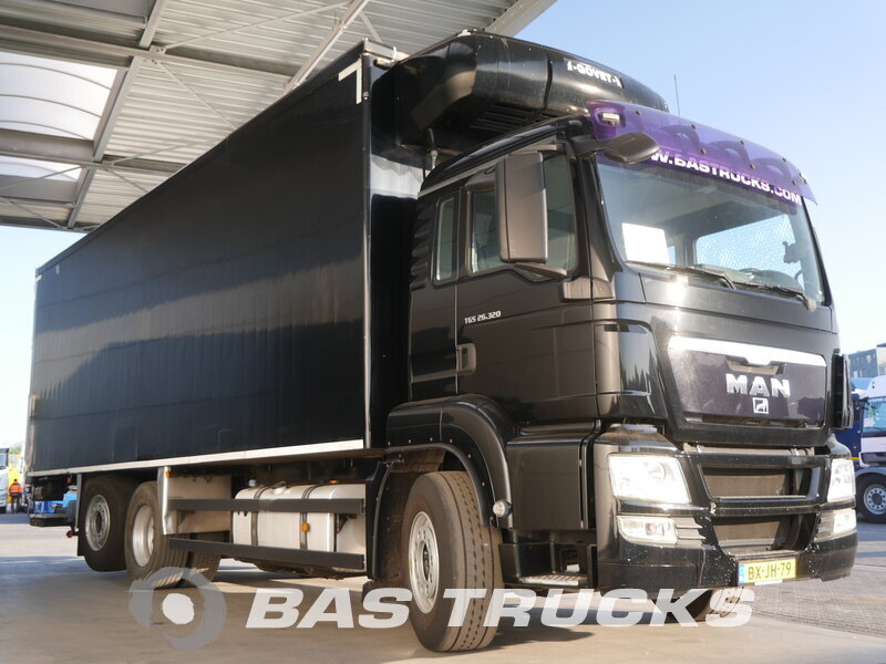 photo of Used Truck MAN TGS 26.320 M 6X2 2010