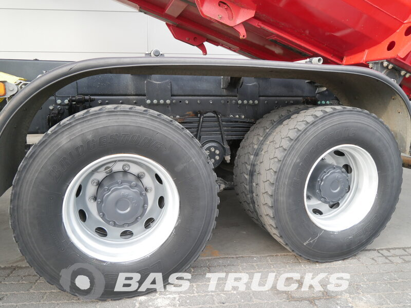 photo of Used Truck MAN TGS 41.400 M 8X4 2011