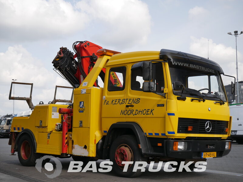 photo of Used Truck Mercedes 1317 L 4X2 1992
