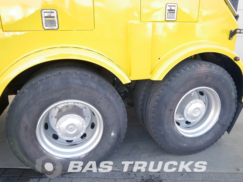 photo of Used Truck Mercedes 2635 K 6X4 1992
