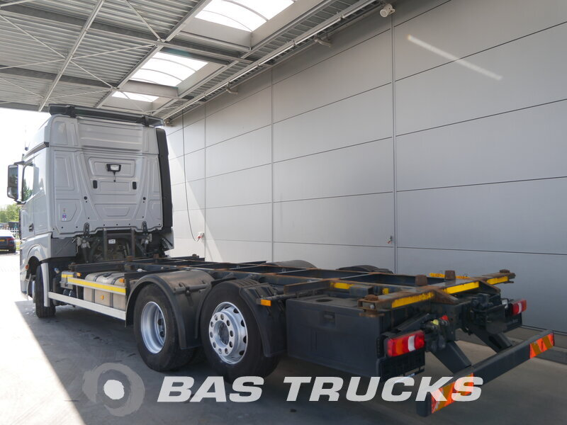 photo of Used Truck Mercedes Actros 2545 L 6X2 2013
