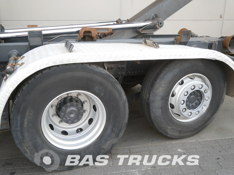 photo of Used Truck Mercedes Actros 2546 L 6X2 2008