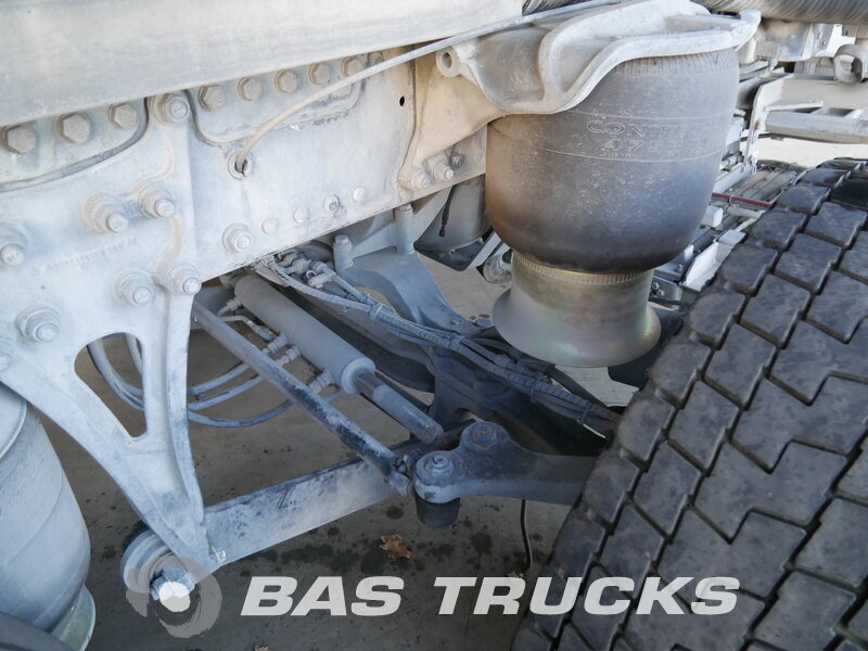 photo of Used Truck Mercedes Actros 2546 L Unfall 6X2 2002