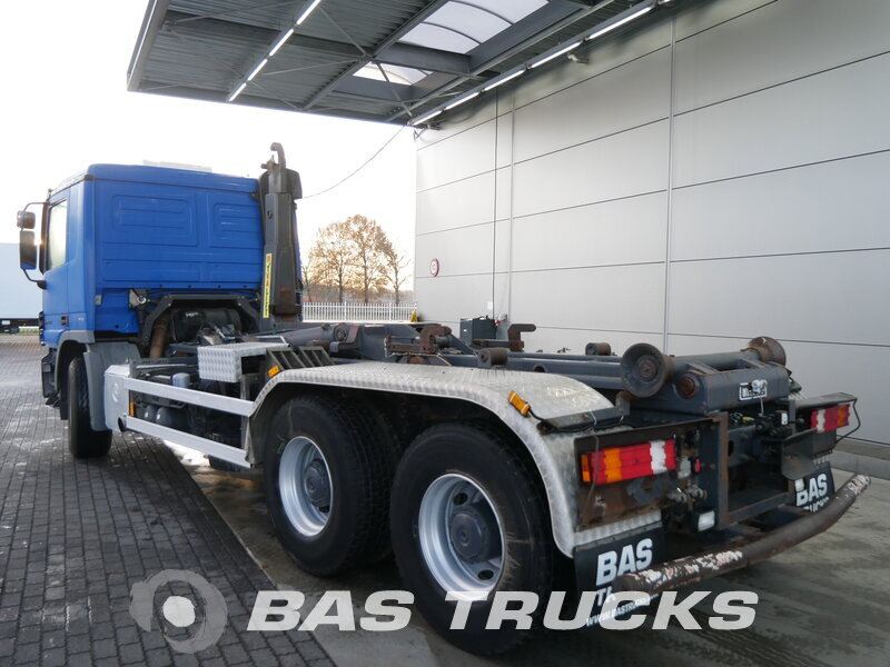 photo of Used Truck Mercedes Actros 2644 6X4 2008