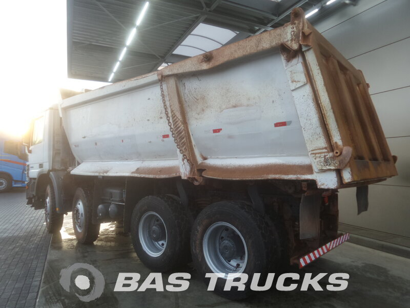 photo of Used Truck Mercedes Actros 4844 K 8X4 2009