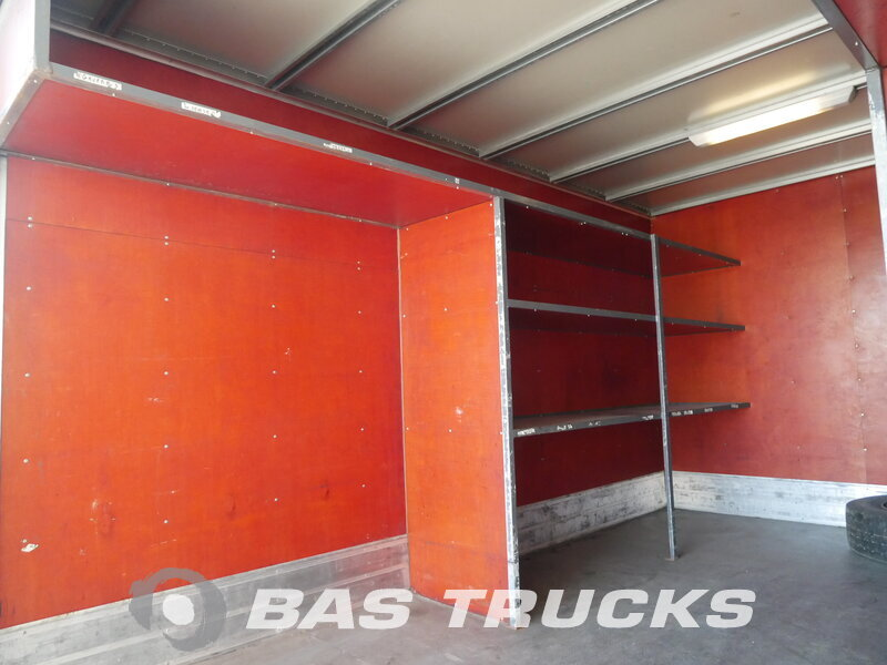 photo of Used Truck Mercedes Atego 1218 4X2 2009