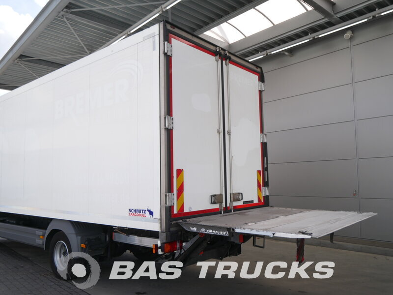 photo of Used Truck Mercedes Atego 1222 LS 4X2 2013